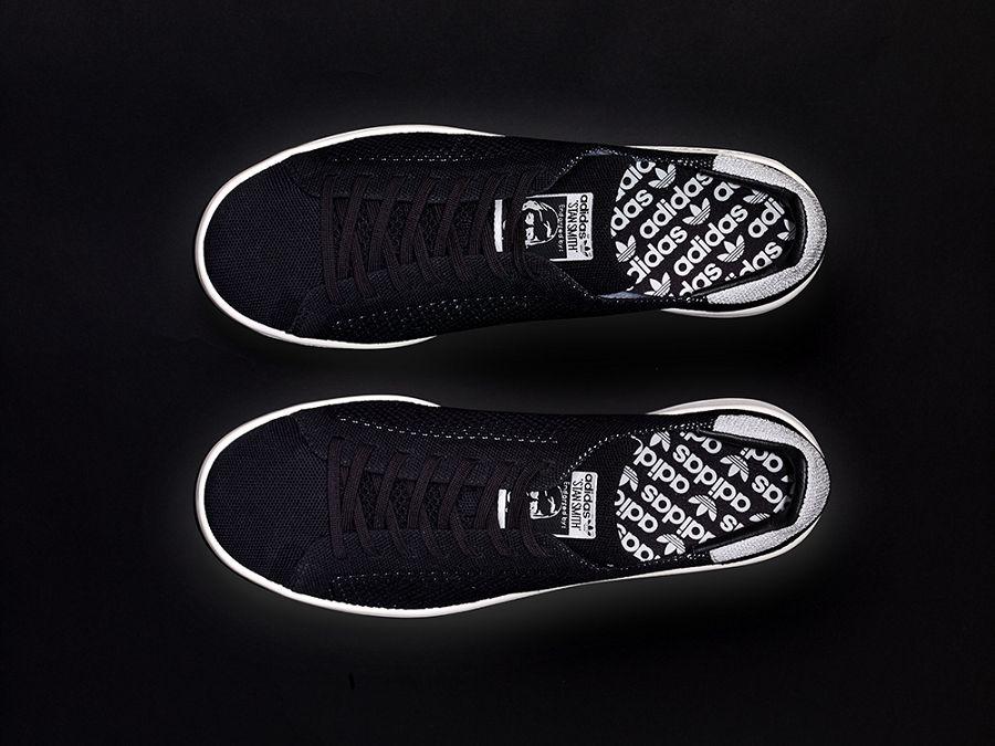 k-adidas Stan Smith Primeknit REFLECTIVE_black (7)
