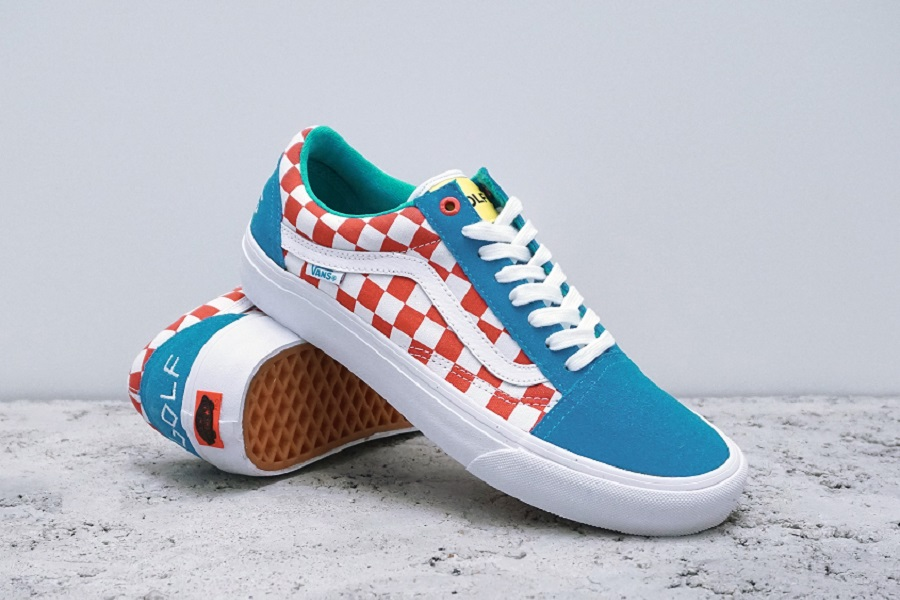 65f14466ed Vans Pro Classics x GOLF Wang Old Skool Pro Collection