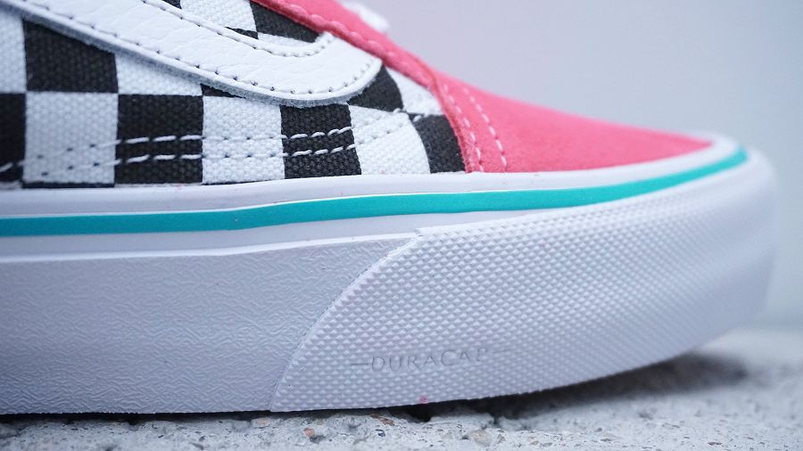 k-Old Skool Pro Golf Wang Blue Pink White6