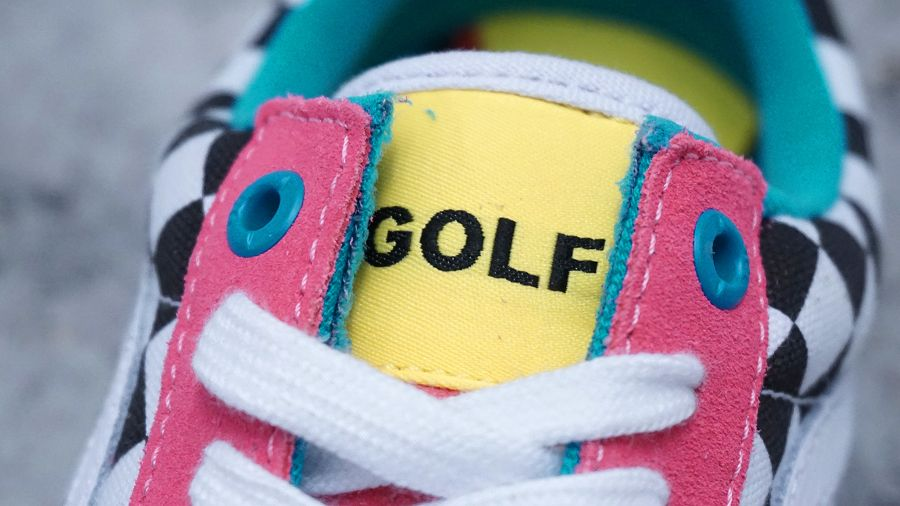k-Old Skool Pro Golf Wang Blue Pink White7