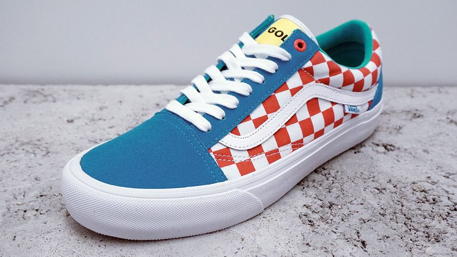 06774c700191 Vans Pro Classics x GOLF Wang Old Skool Pro Collection