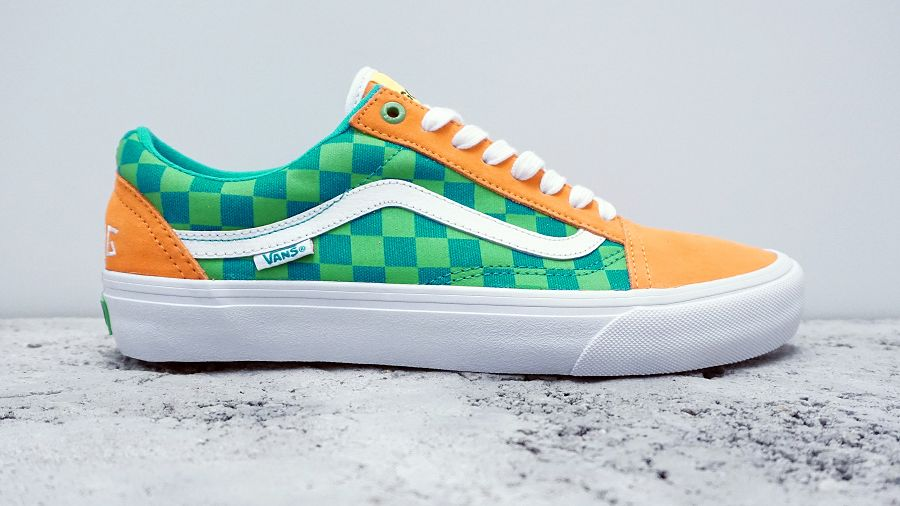 51143d53e681a8 Vans Pro Classics x GOLF Wang Old Skool Pro Collection