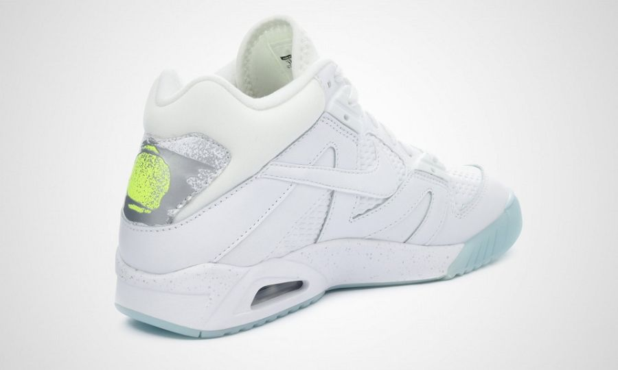Nike Air Tech Challenge III - White  Icy Sole Release Info 3cc64f2f559c