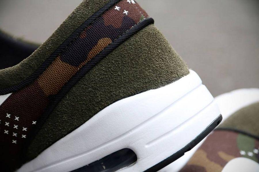 outlet store sale latest design fashion styles Nike SB Stefan Janoski Max L - Sequoia Camo Release Info