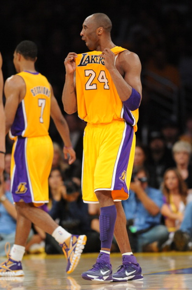 Denver Nuggets v Los Angeles Lakers - Game 2