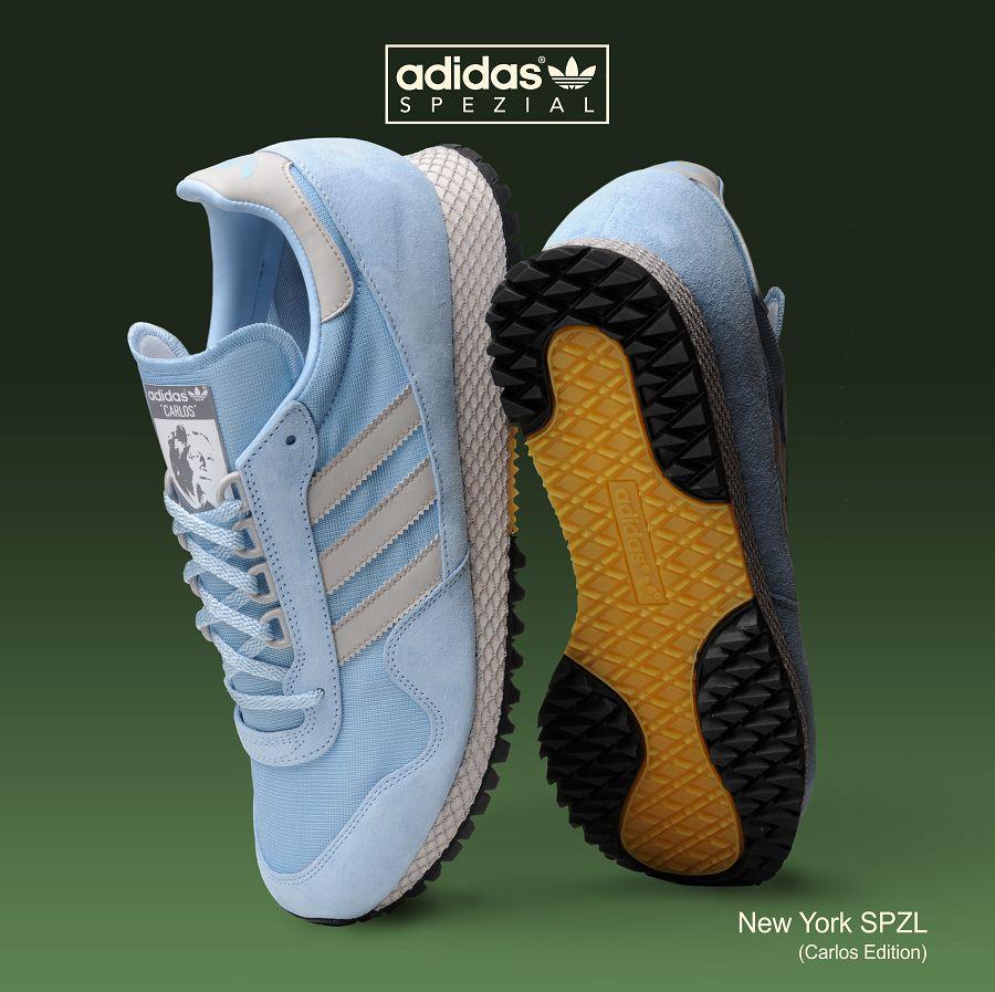 wholesale dealer 6ed1b 32e2d Im Februar 2014 reisten ein paar adidas Freaks um Gary Aspden im Auftrag  von adidas nach Buenos Aires, Argentinien, um sich einen sagenumwobenen  Vintage ...