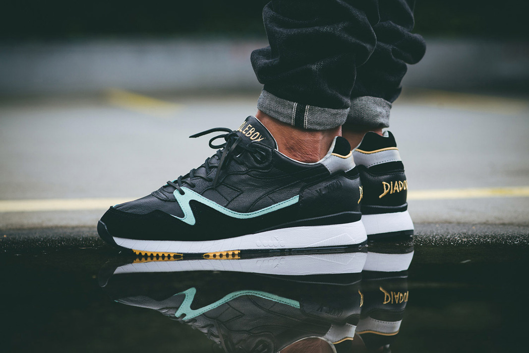 info for d79db 793ba DIADORA X SOLEBOX This beauty will have its global release on the  upcoming weekend – we cant wait. Get it via END for example!
