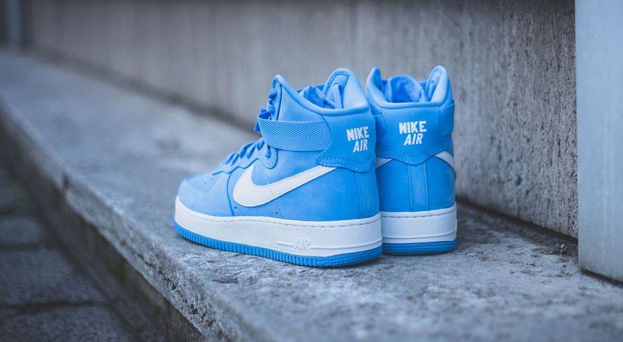 Nike Air Force 1 High Retro QS University Blue Summit