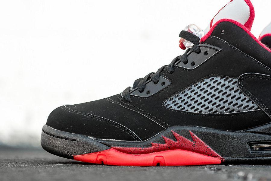 k-Air-Jordan-5-Retro-Low-Black-Gym-Red-Metallic-Silver-1