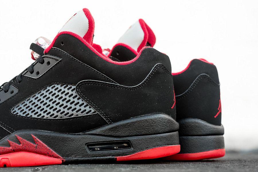 k-Air-Jordan-5-Retro-Low-Black-Gym-Red-Metallic-Silver-2