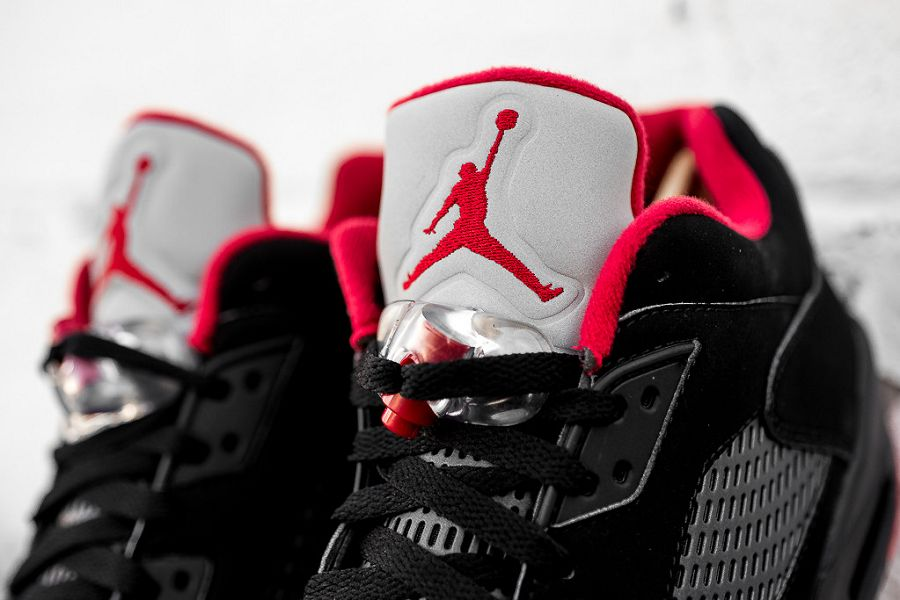 0aafc9ac3a8f6a Air Jordan 5 Retro Low Alternate Detailed Images