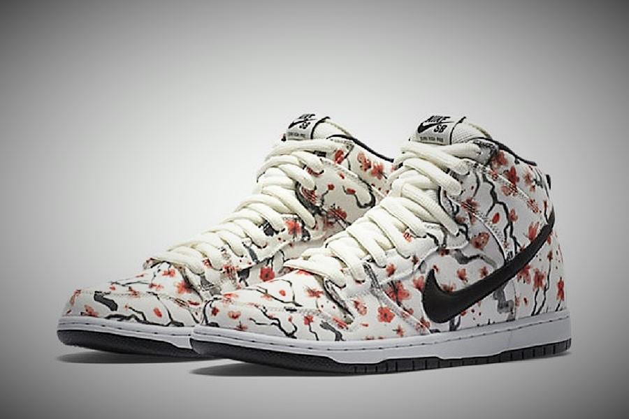 13c7067e2db1d Nike SB Cherry Blossom Pack