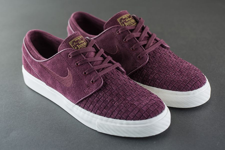 A Woven Toebox For The Nike SB Zoom Stefan Janoski Elite 6a6d7846d