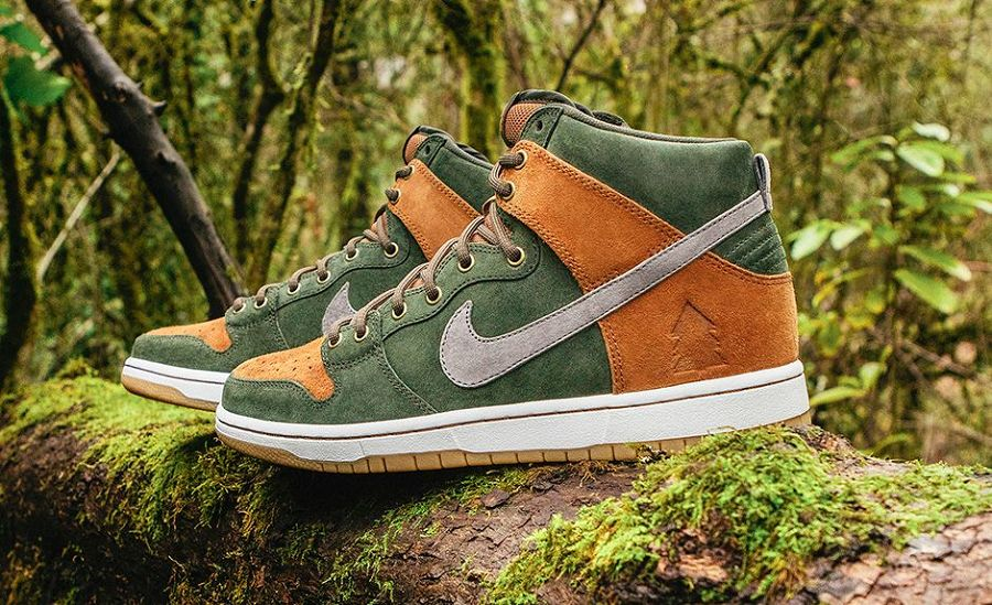 Homegrown x Nike Dunk High Premium SB Will Be Available Soon