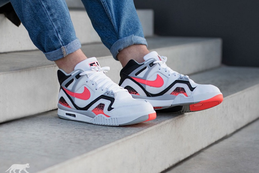 Nike Air Tech Challenge 2 Hot Lava Coming Once Again