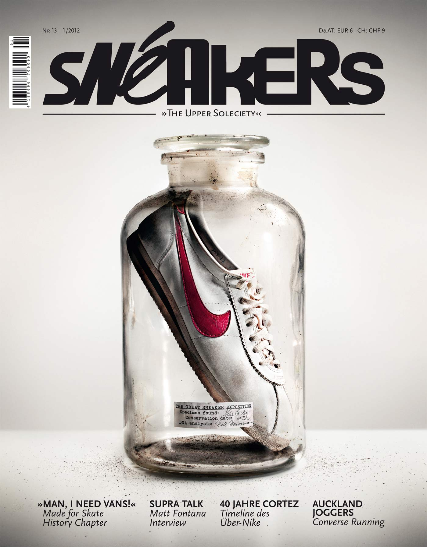 Sneakers 13 January 2012 Sneakers Magazine