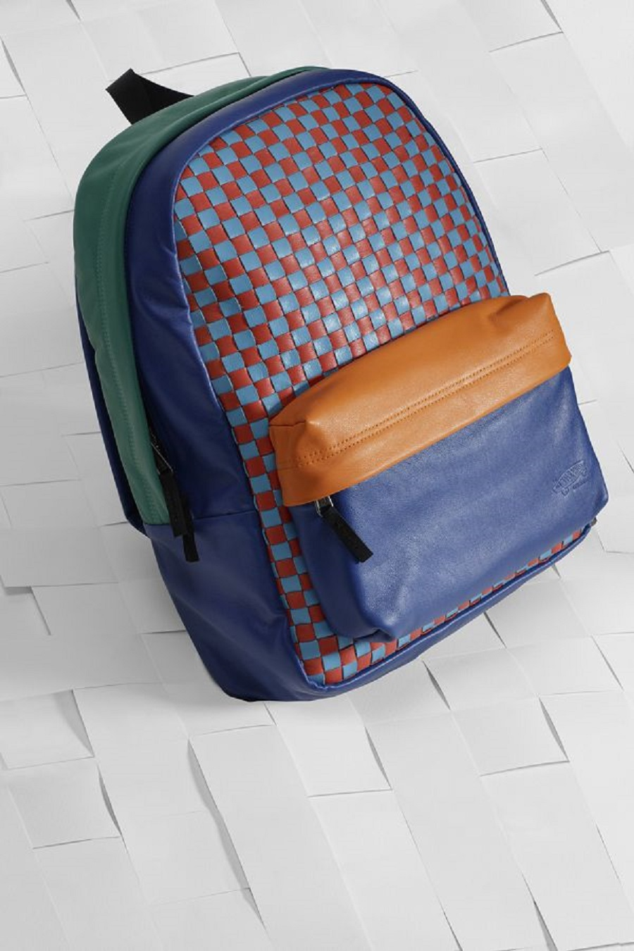 k-SP16_Vault_WovenCheckerboard_RedandBlue_Backpack_Product_0215_w1