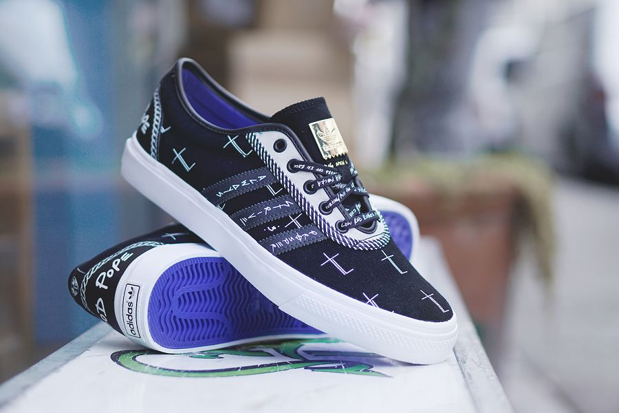Trampa señor X Adidas Skateboarding Adi Ease disponible