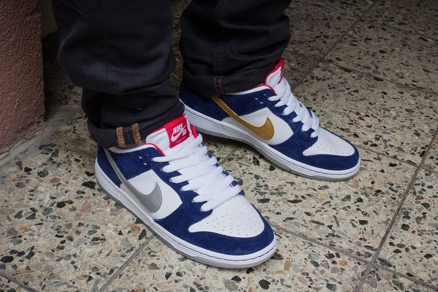 buy popular 4bfd9 0b096 Nike Dunk Low Pro SB QS - Ishod Wair Quickstrike Release Info