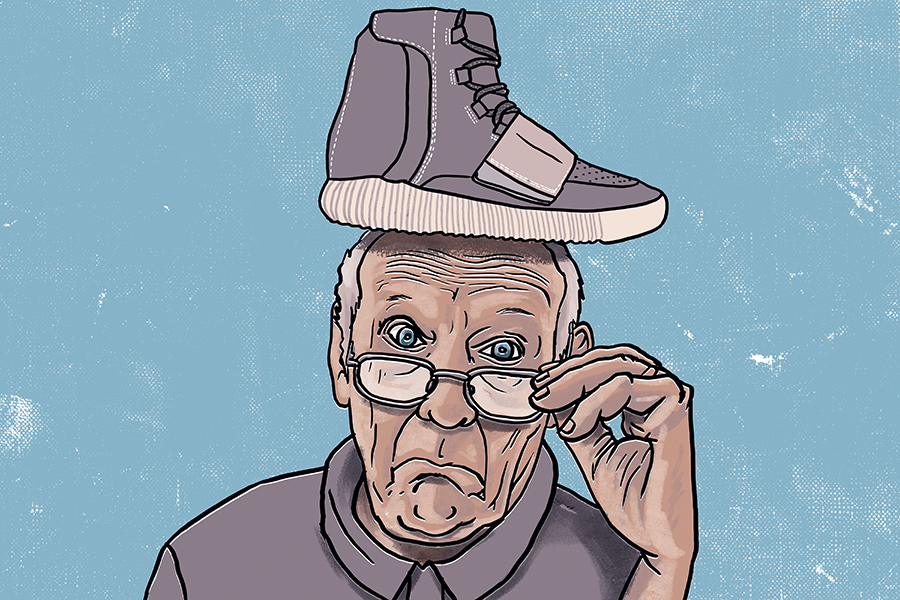9 Signs You re Too Old to Be a Sneakerhead - Sneakers Magazine e7fbe42d0