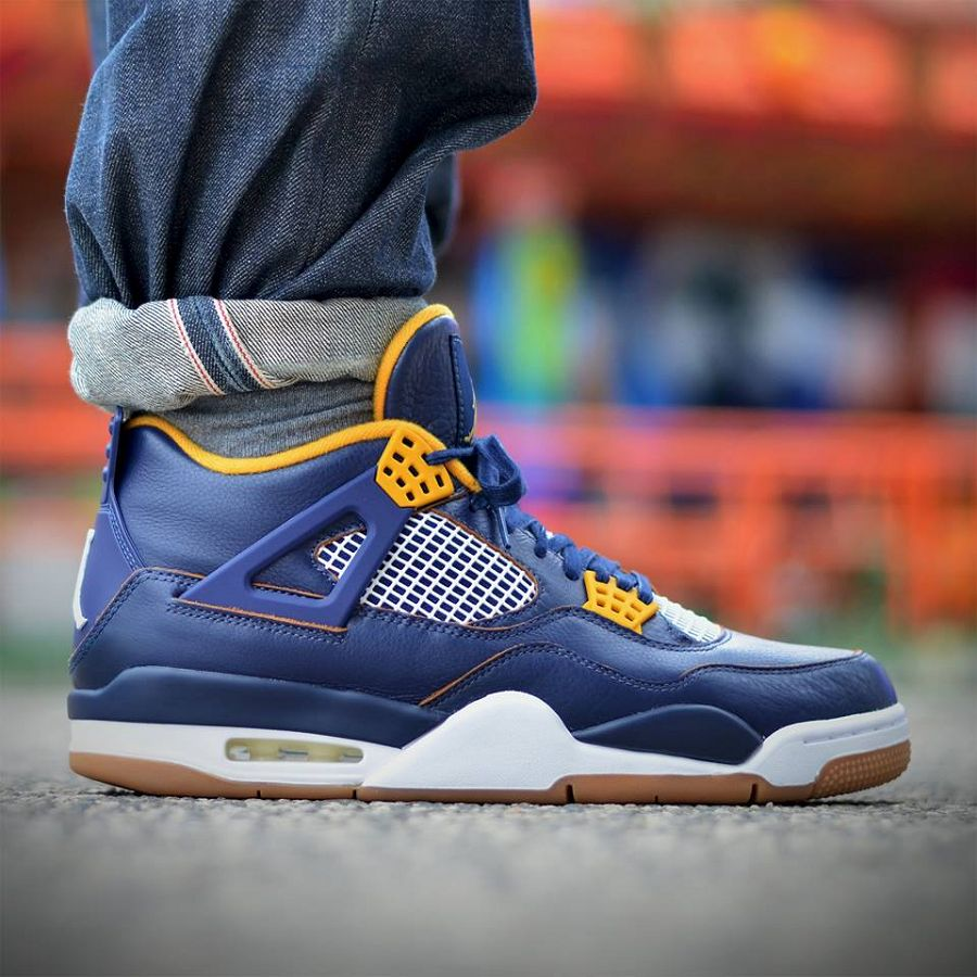 "more photos 92321 bdf30 k-12064400 10208153760574692 685393969 n. With the Air Jordan 4 Retro ""Dunk  From Above"" ..."