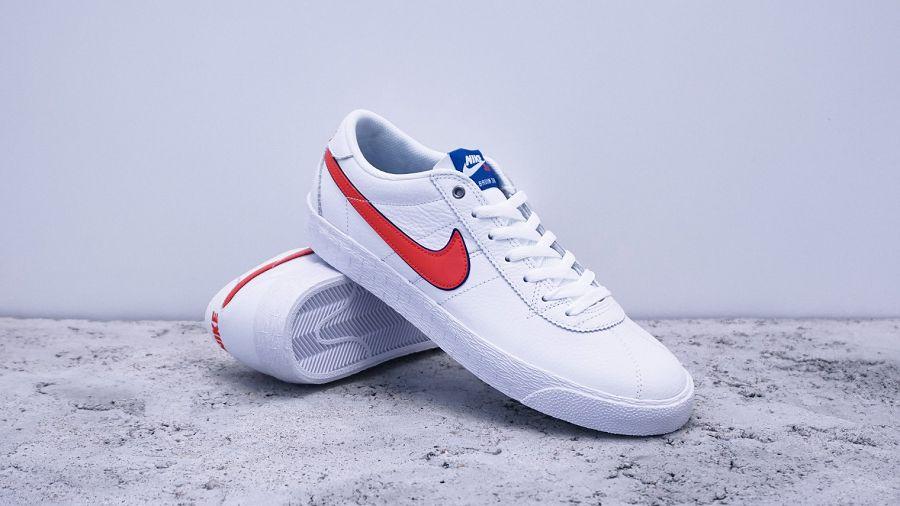 "new concept 10b31 be85c Nike SB Bruin Premium SE QS – ""London"" Release Info"