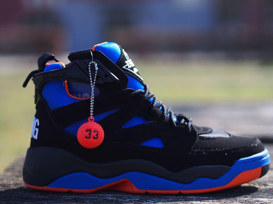 Ewing Athletics Image - Black/ Blue