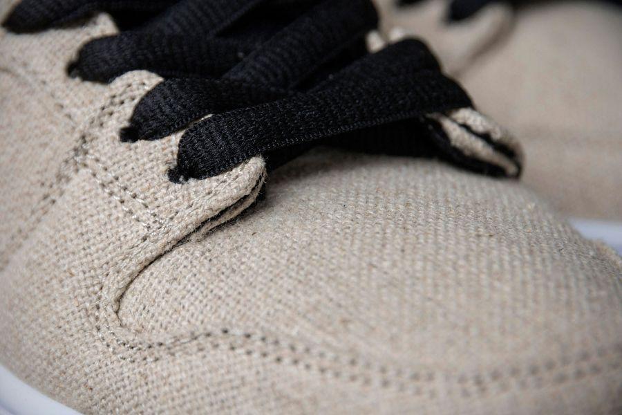 k-Nike SB Dunk Low Premium 420 Hemp Bamboo Black White d4