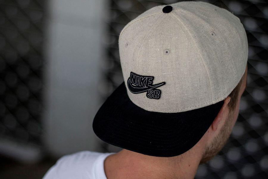 k-Nike SB S+ Hemp Pro Snapback Cap 3