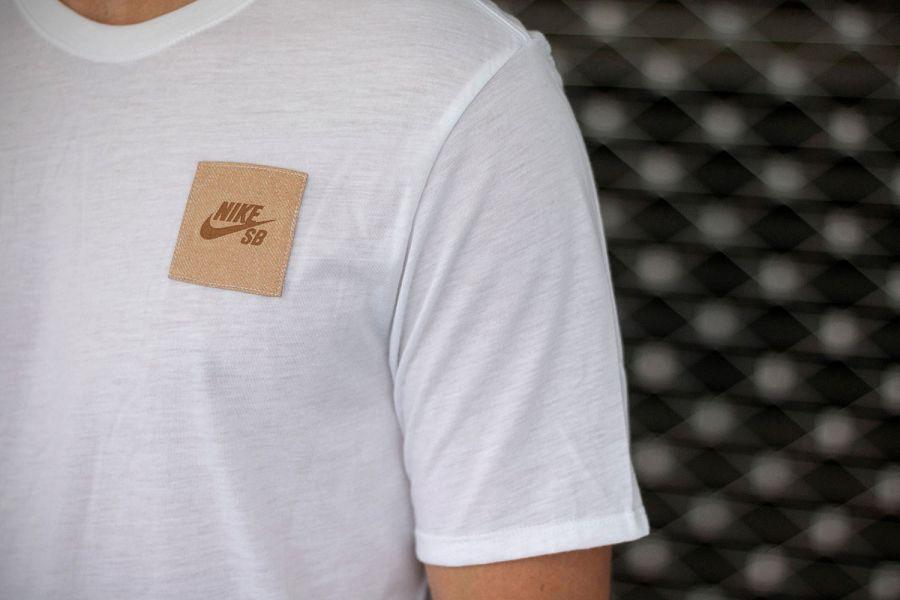 k-Nike SB S+ Hemp T-Shirt