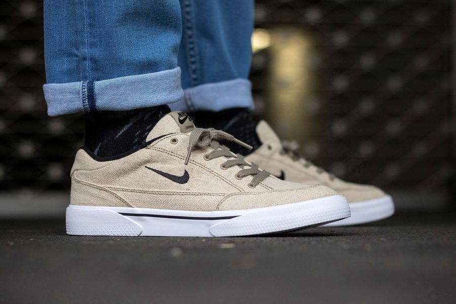 size 40 ca772 eeaf0 k-Nike SB Zoom GTS 420 Hemp Khaki Black White 2