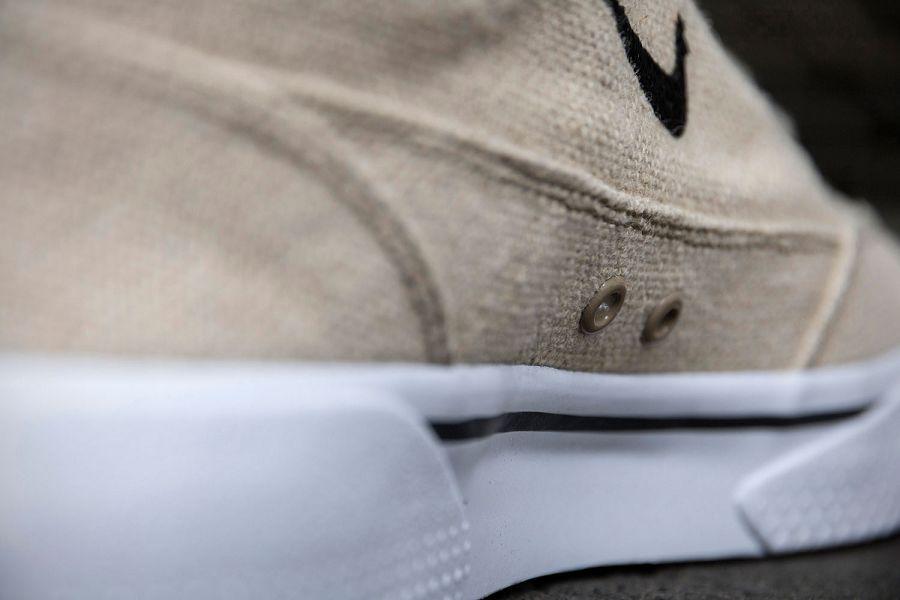 k-Nike SB Zoom GTS 420 Hemp Khaki Black White d6