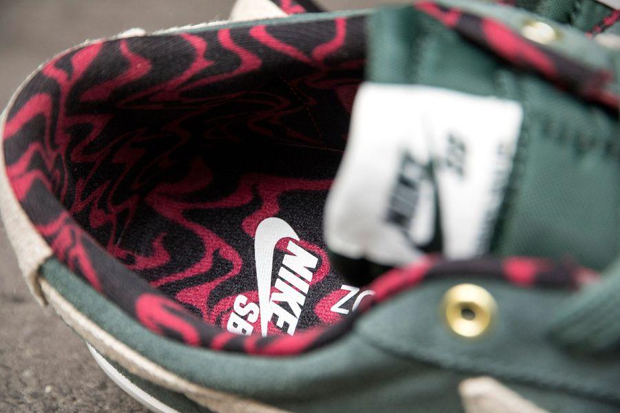 b82327e49d21 Nike SB Blazer Low GT Grove Green Released