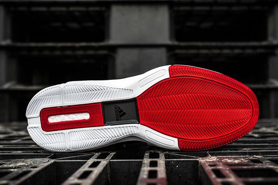 Adidas Crazylight Impulsar 2.5 Blanco Y Negro XNWQ8g