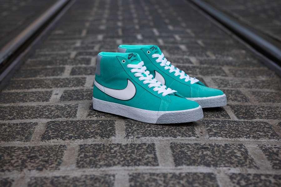 "low priced 1166a 71063 The City Pack Brings A Nike SB Blazer Premium SE QS ""Paris"""