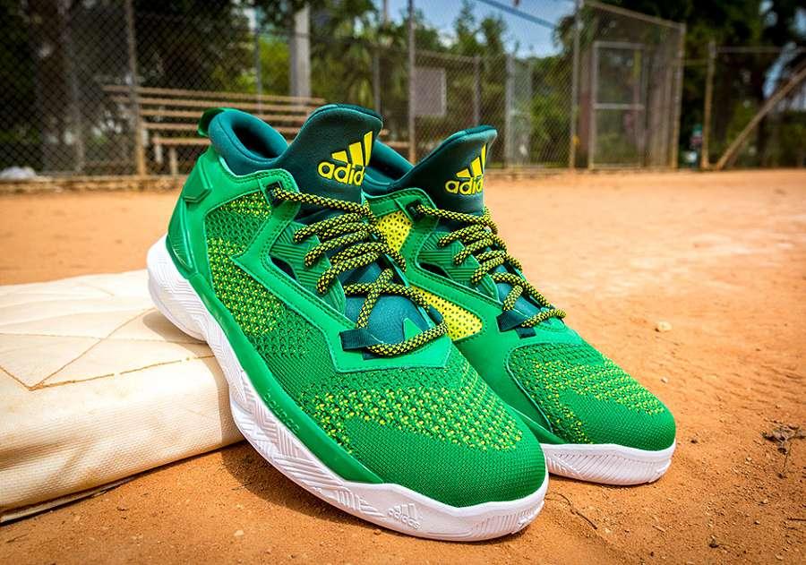 k-adidas-DLillard-2-oakland-Green-Yellow-9