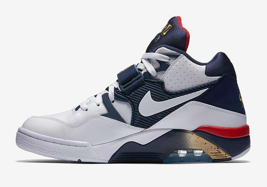 best sneakers 0d641 d27ee k-air-force-180-mid-olympics-2016-6