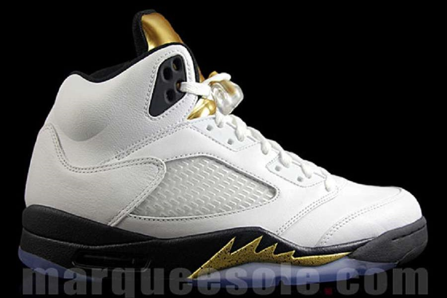 purchase cheap b4d07 21a23 The Air Jordan 5 Is Coming In An Olympic Color Way