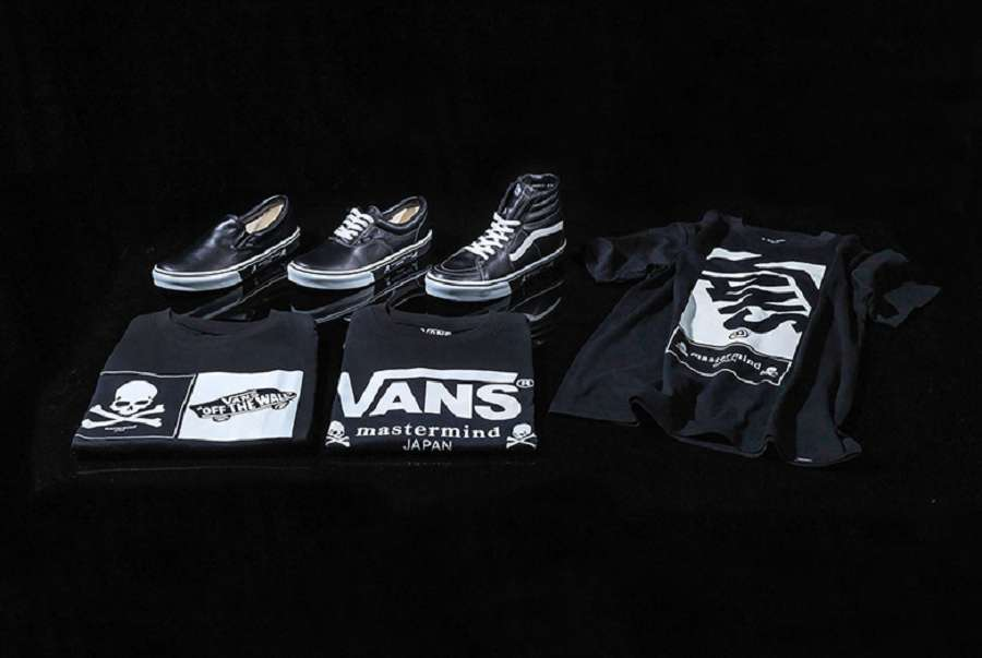 c2946a4bba mastermind JAPAN And Vans Team Up Again