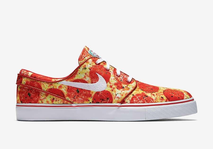 Skate Mental x Nike SB Stefan Janoski Zoom Pizza Coming