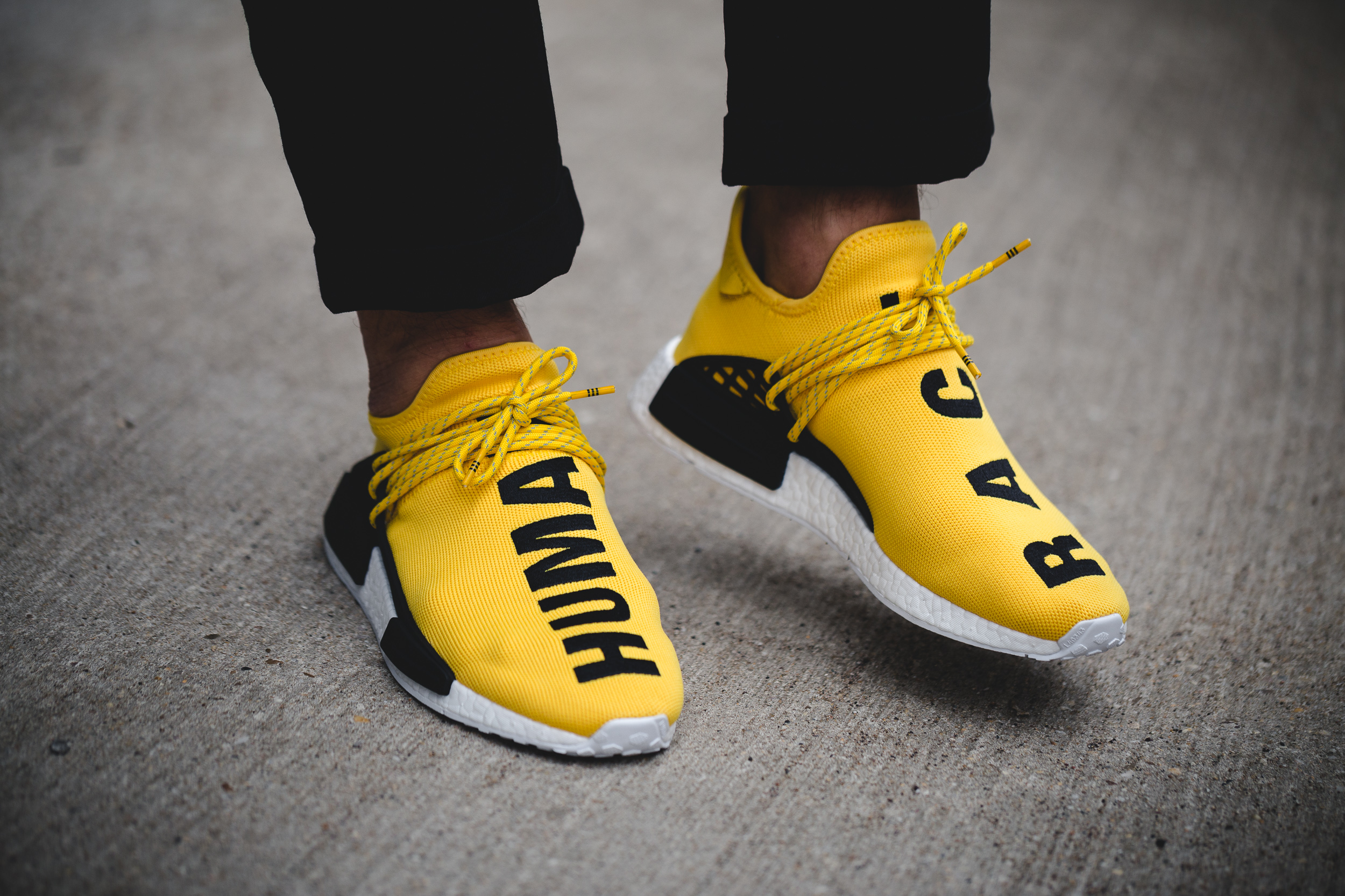Adidas By Pharrell Williams Adidas x Pharrell Williams 'Hu