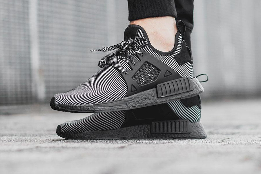 Nmd Xr Primeknit Shoes Black