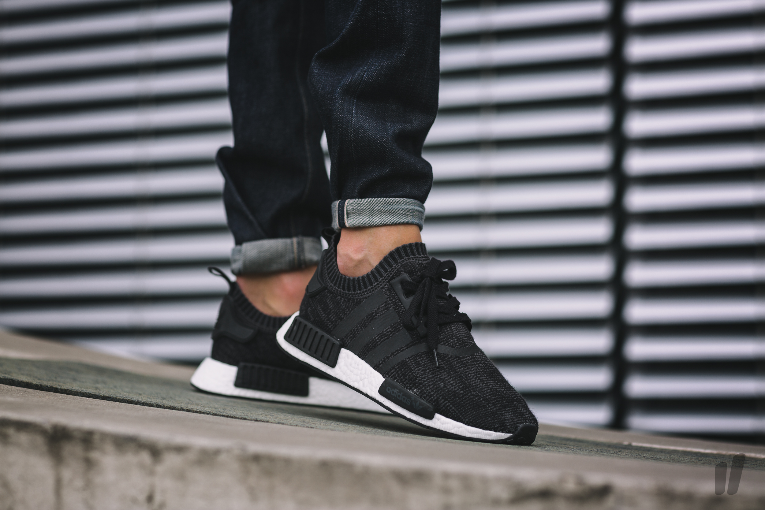 "cce85f3876 ... adidas NMD R1 Primeknit ""Winter Wool"" – RELEASE ..."