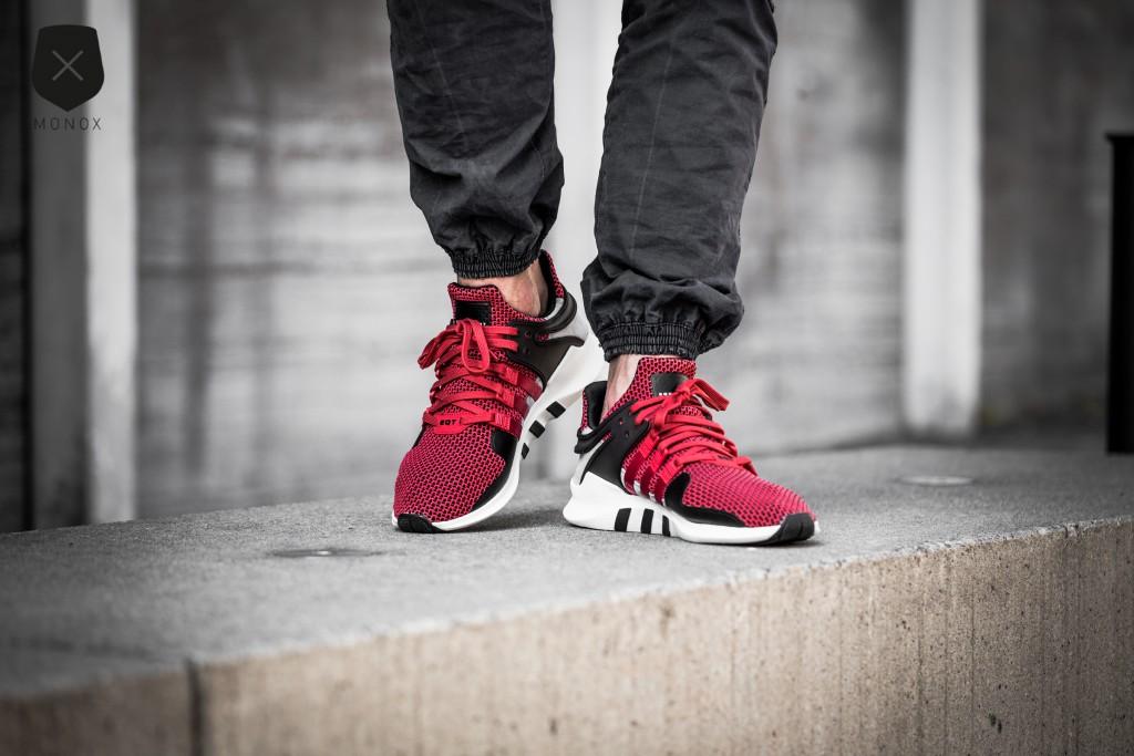 Adidas Equipment Support ADV Collegiate Red