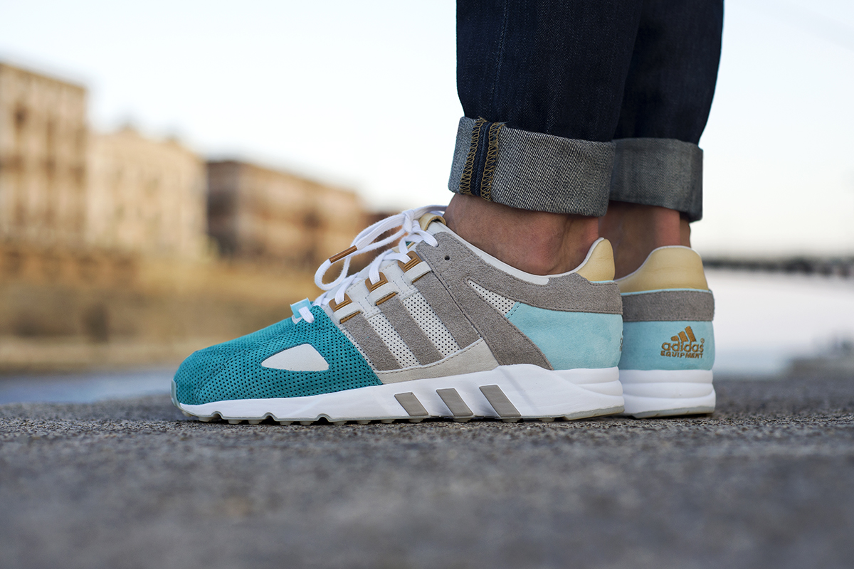 best sneakers 84ece 75a0a adidas Consortium x Sneakers76 EQT Guidance 93