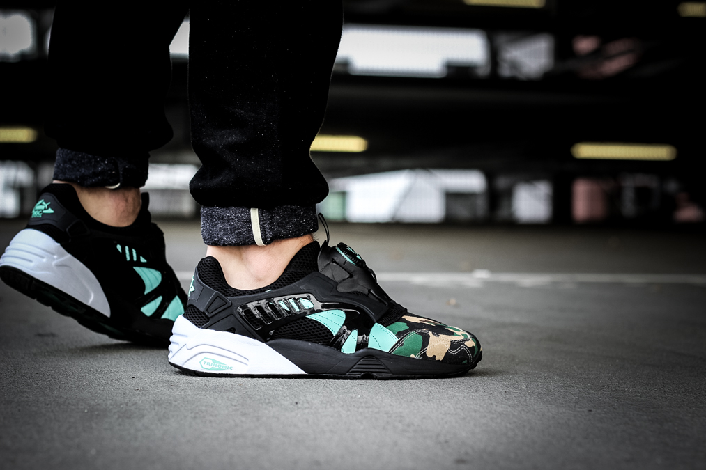 "b36e1a95c69c Atmos x Puma Disc Blaze ""Night Jungle"""