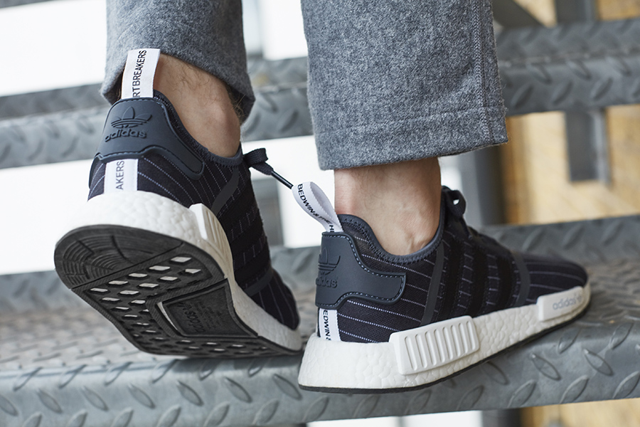 premium selection 524c3 1b514 ... NMD R1 is featured, as adidas Originals x Bedwin The Heartbreakers ...