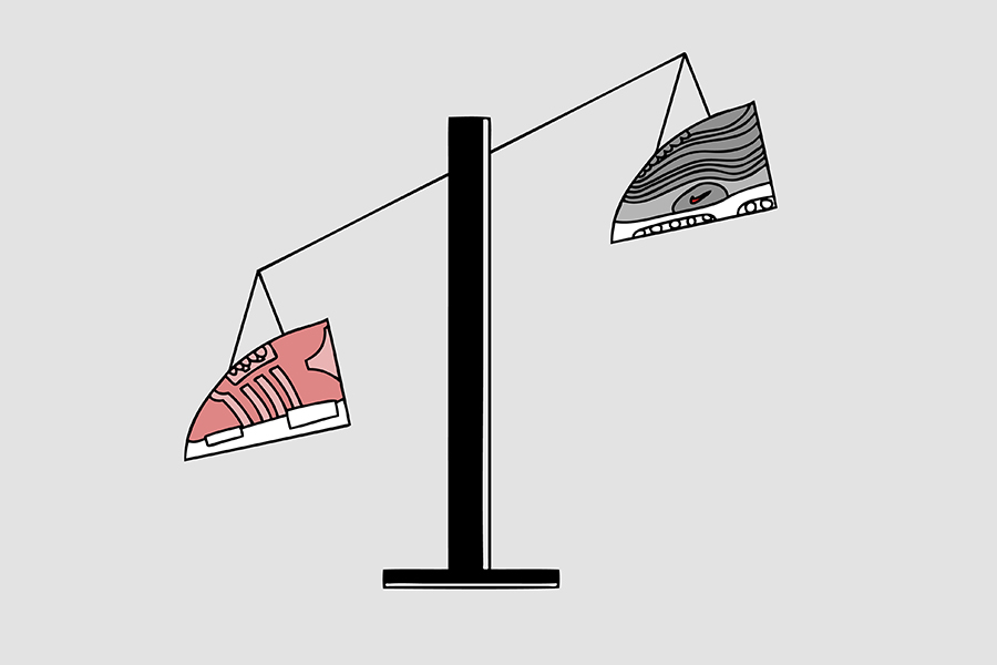 582ffc64072c 9 Reasons Why Nike Is Better Than adidas - Sneakers Magazine