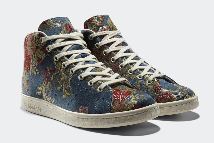 d266bb270 adidas Originals x Pharrell Williams – Stan Smith Mid Jacquard Pack ...