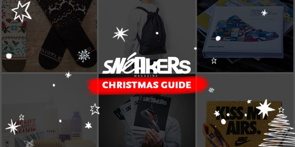 THE BEST CHRISTMAS GIFTS FOR SNEAKERHEADS